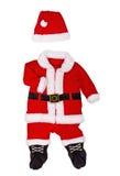 Suit of Santa-klause Stock Images