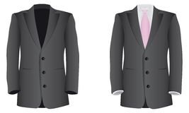 Suit and Shirt Royalty Free Stock Image
