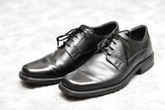 Suit shoes Stock Image