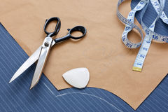 Suit template still life Royalty Free Stock Photos