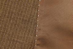 Suit texture Stock Image