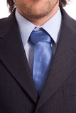 Suit and tie Royalty Free Stock Image