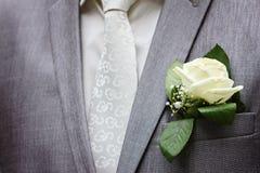 Suit, tie Royalty Free Stock Photos