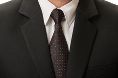 Suit and tie Stock Images