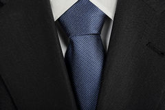 Suit and tie Stock Image
