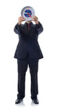 Suit time Royalty Free Stock Photos