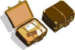 Suitcase. Royalty Free Stock Image