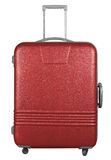 Suitcase. Isolated on a white background Royalty Free Stock Image