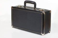 Suitcase. Traveling case isolated on white Royalty Free Stock Image