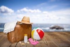 suitcase Fotografia Stock Libera da Diritti