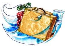 suitcase Immagini Stock Libere da Diritti