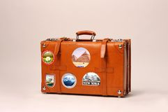 Free Suitcase Royalty Free Stock Image - 8137476