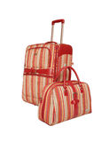 Suitcase and bag. Stock Photo