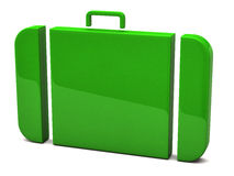 Suitcase icon Royalty Free Stock Photo