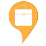 Suitcase icon Stock Photo