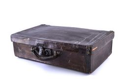 Suitcase isolated Royalty Free Stock Photography