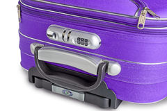 Suitcase Lock Detail Stock Photos