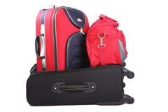 Suitcase luggage Royalty Free Stock Images