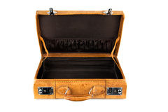 Suitcase open Royalty Free Stock Photo