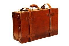 Suitcase retro stock photography