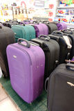 Suitcase Sale Stock Photo
