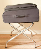 Suitcase Stand Stock Images