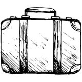 Suitcase Travel Royalty Free Stock Image