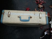 Suitcase, vintage , travel bag,. Suitcase, vintage, travel bag, luggage Royalty Free Stock Photos