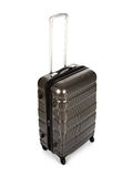 Suitcase  on white Stock Images