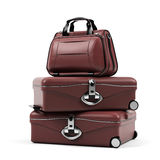 Suitcases. Royalty Free Stock Photos