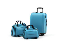 Suitcases. royalty free illustration