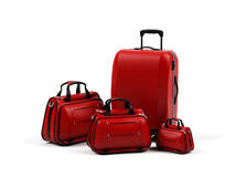 Suitcases. Stock Photo