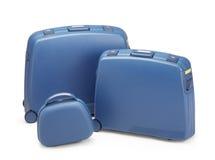 suitcases Fotos de Stock Royalty Free
