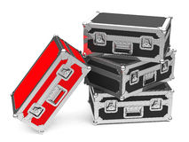 The suitcases Royalty Free Stock Photo