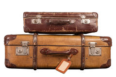 Suitcases Royalty Free Stock Photo