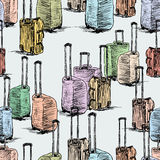 Suitcases for travel Stock Photos