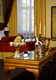 Suite d'hôtel luxueuse Image stock