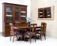 Suite der Möbel für Wohnzimmer Stockfoto
