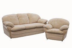 Free Suite Of Soft Furniture Royalty Free Stock Image - 7662266