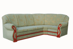 Suite of soft furniture Stock Photography