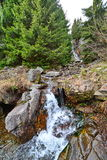 Suite of waterfalls in the Apuseni mountains Stock Photography