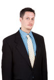 Suited man Royalty Free Stock Photos