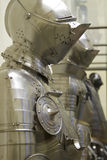 Suits of armor Royalty Free Stock Image