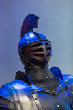 Suits of armour stock photos