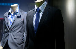 Suits for sale Stock Photos