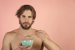 Suivre un régime et forme physique, calorie image stock