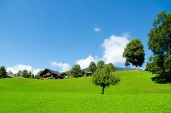 Suiza Foto de archivo libre de regalías