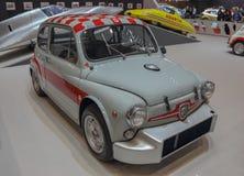 Suiza; Ginebra; 9 de marzo de 2019; Fiat Abarth 1000 TCR GR radial 5; El 89.o salón del automóvil internacional en Ginebra a part imagen de archivo
