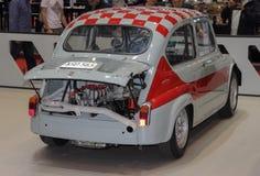 Suiza; Ginebra; 9 de marzo de 2019; Fiat Abarth 1000 TCR GR radial 5; El 89.o sal?n del autom?vil internacional en Ginebra a part fotos de archivo libres de regalías