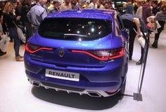 Suiza; Ginebra; 8 de marzo de 2018; Renault Sport G T rear Fotos de archivo libres de regalías